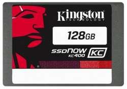 ssd kingston 128 skc400s37-128g