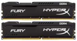 ram ddr4 8g 2133 kingston hx421c14fbk2-8 kit2