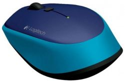 ms logitech m335 blue usb 910-004546