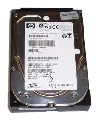 discount serverparts hdd hp 72 15k sas 2-5inch used
