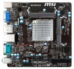 mb msi n3150i-eco