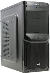 case aerocool v3x advance black edition bez bloka