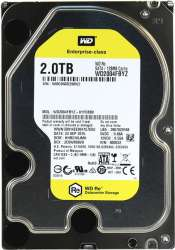 hdd wd 2000 wd2004fbyz sata-iii server
