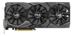 vga asus pci-e rog-strix-gtx1070-o8g-gaming 8192ddr5 256bit box