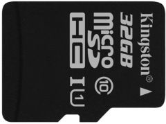flash microsdhc 32g class10 uhs-1 kingston sdc10g2-32gbsp