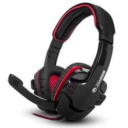 headphone marvo h8316rd+microphone