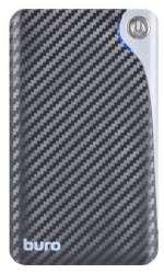 smartaccs charger powerbank buro ra-12750 black