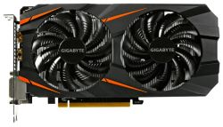 vga gigabyte pci-e gv-n1060wf2oc-3gd 3072ddr5 192bit box imp