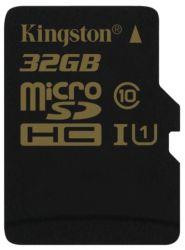 flash microsdhc 32g class10 uhs-1 kingston sdca10-32gbsp