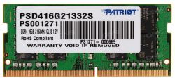 nbram ddr4 16g 2133 patriot psd416g21332s