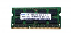 discount nbram ddr3 2g 1066 samsung original used