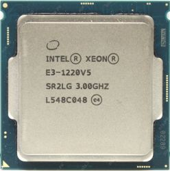 serverparts cpu xeon e3-1220v5 oem