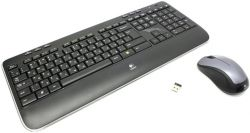 discount kbd logitech mk520 wireless desktop 920-002600 used