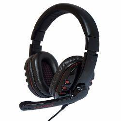 headphone dialog hs-a30mv+microphone black
