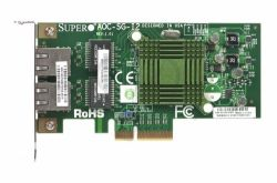 serverparts adapter supermicro aoc-sgp-i2 lan 2port