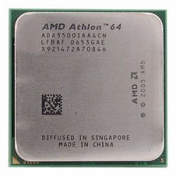 discount cpu s-am2 athlon64 3500 box used