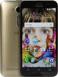 smartphone asus zenfone-go zb500kl-3g052ru gold