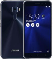 smartphone asus zenfone3 ze520kl-1a042ru black