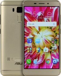 smartphone asus zenfone3 laser zc551kl-4g005ru gold