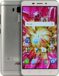 smartphone asus zenfone3 laser zc551kl-4j006ru silver
