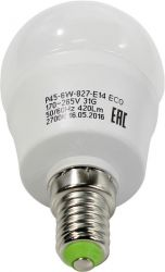 light lamp led era smd-p45-6w-827-e14-eco