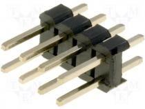 rc cn 2x6-pin male wcon hc-62p-m