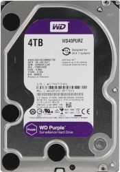 hdd wd 4000 wd40purz sata-iii server