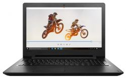 nb lenovo ideapad 110-15acl 80tj004jrk e1-7010 4gb 500gb black