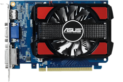 vga asus pci-e gt730-2gd3-v2 2048ddr3 128bit box