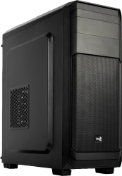 case aerocool aero-300 window black edition bez bloka