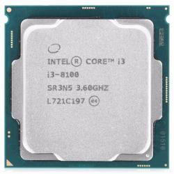 cpu s-1151-2 core-i3-8100 box imp