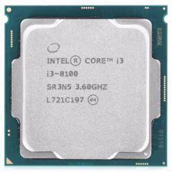 cpu s-1151-2 core-i3-8100 box