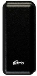 smartaccs charger powerbank ritmix rpb-10001l black