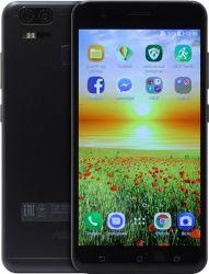 smartphone asus zenfone3 zoom ze553kl-3a034ru navy-black