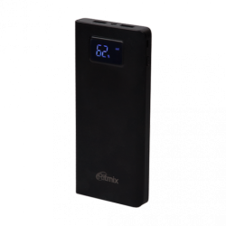 smartaccs charger powerbank ritmix rpb-15001p black