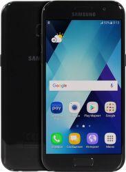 smartphone samsung galaxy a3 2017 black sm-a320fzkdser