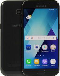 smartphone samsung galaxy a5 2017 black sm-a520fzkdser