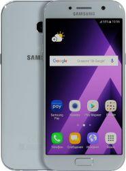 smartphone samsung galaxy a5 2017 blue sm-a520fzbdser