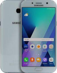 smartphone samsung galaxy a7 2017 blue sm-a720fzbdser