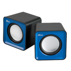 spk ritmix sp-2020 black-blue
