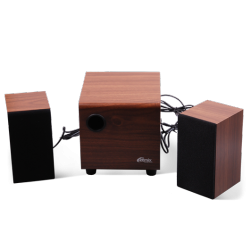 spk ritmix sp-2150w brown