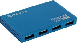 usb defender septima slim 83505 7port