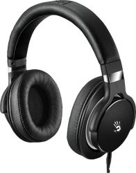headphone a4 bloody m550 black+microphone