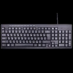 kbd ritmix rkb-155 black