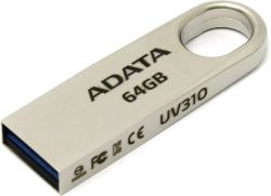 usbdisk a-data uv310 64g golden