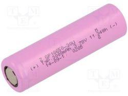 arduino battery 18650 gp 30u-b 3000mah