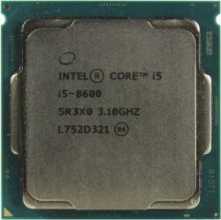 cpu s-1151-2 core-i5-8600 oem