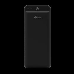 smartaccs charger powerbank ritmix rpb-20003l black