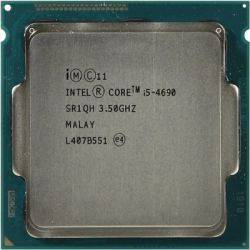 discount cpu s-1150 core-i5-4690+cooler deepcool used