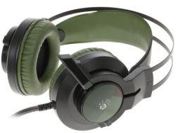 headphone a4 bloody j450+microphone